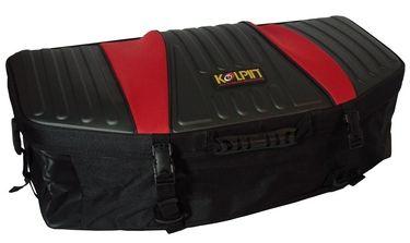 kolpin zipperless frontrear bag red