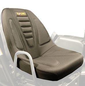 kolpin utv heated bucket seat cover
