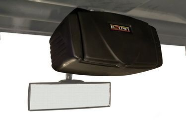 kolpin overhead console with mirror