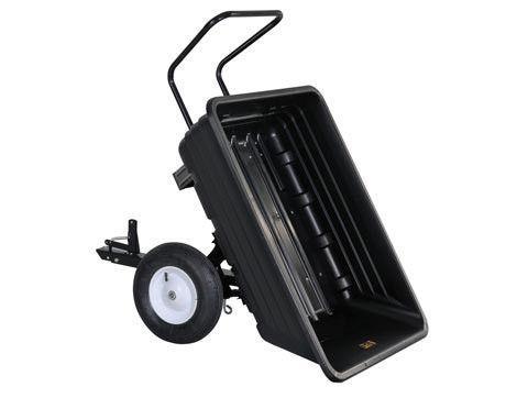 kolpin poly dump cart